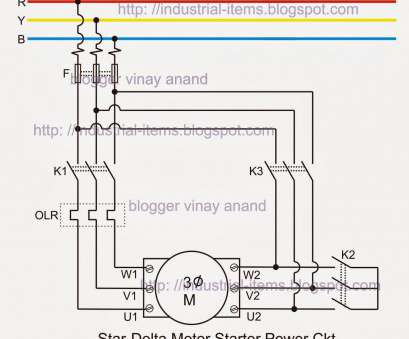 11 Practical Electrical Wiring Diagram Star Delta Pdf Pictures