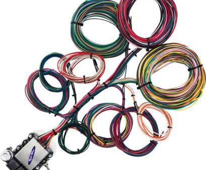 14 Practical Electrical Wiring Harness Photos
