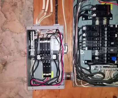 13 Brilliant Electrical Wiring Panel Installation Photos