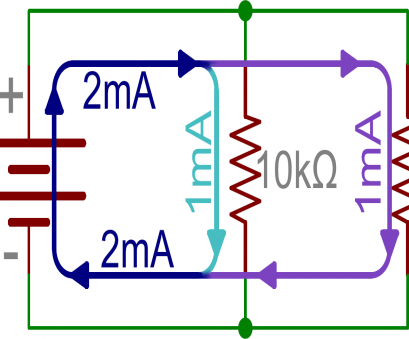 electrical wiring parallel diagram Schematic:, parallel resistors in parallel with a battery Electrical Wiring Parallel Diagram Perfect Schematic:, Parallel Resistors In Parallel With A Battery Collections