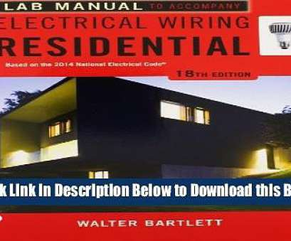 13 New Electrical Wiring Residential Mullin Pdf Solutions