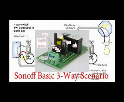 ewelink light switch wiring 2018 Sonoff 3-way Switch Scenario Ewelink Light Switch Wiring Top 2018 Sonoff 3-Way Switch Scenario Galleries