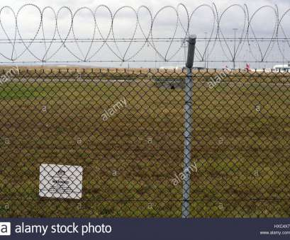fence wire mesh australia Brisbane, Australia: Barrier security fencing with razor wire at Brisbane Airport Fence Wire Mesh Australia Best Brisbane, Australia: Barrier Security Fencing With Razor Wire At Brisbane Airport Ideas