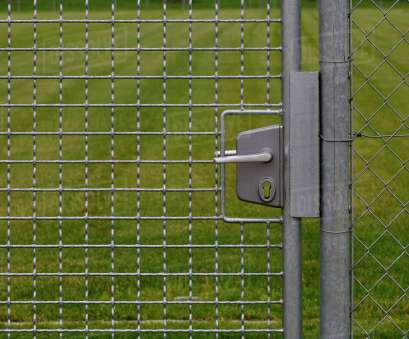 fence with wire mesh Germany, Bavaria, Door with wire mesh fence stock photo Fence With Wire Mesh Perfect Germany, Bavaria, Door With Wire Mesh Fence Stock Photo Galleries