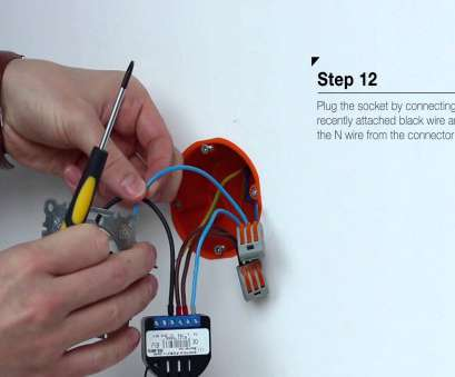 fibaro double switch wiring Relay Switch Installation Fibaro Double Switch Wiring Brilliant Relay Switch Installation Ideas