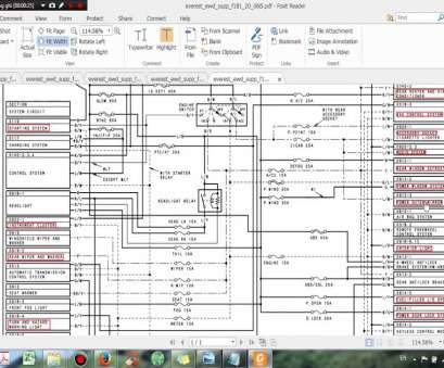 9 Professional Ford Everest Electrical Wiring Diagram Galleries