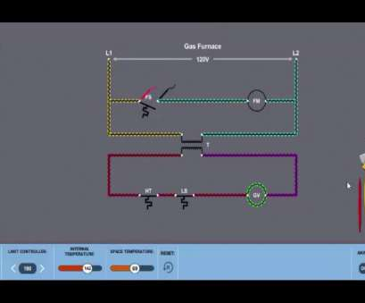 Gas Furnace Wiring Diagram Best Typical, Furnace Wiring ...