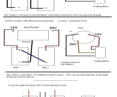 24 Volt Battery Bank Diagram