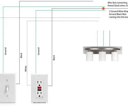 gfci with switch wiring diagram Wiring Diagram Twoes, Outlet Free Saving Lighting Light Fixture In Bathroom Attached To Save Gfci Gfci With Switch Wiring Diagram Cleaver Wiring Diagram Twoes, Outlet Free Saving Lighting Light Fixture In Bathroom Attached To Save Gfci Photos