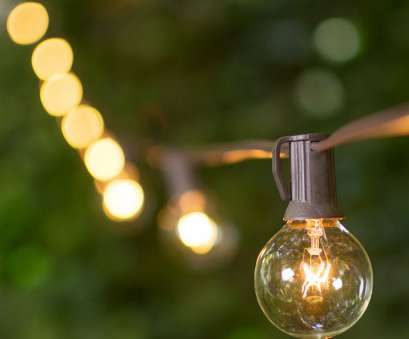 18 Creative Globe String Lights Brown Wire Pictures