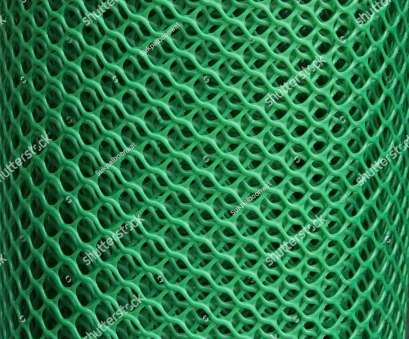 Green Wire Mesh Nice Coated Green Metallic Wire Mesh Used In Gardening By Protecting Plants From Animals. #150240758 Collections