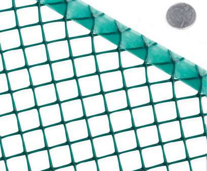 Green Wire Mesh Brilliant Fencer Wire 2, X 25, And, In., Mesh Green Diamond Plastic Poultry Netting Galleries