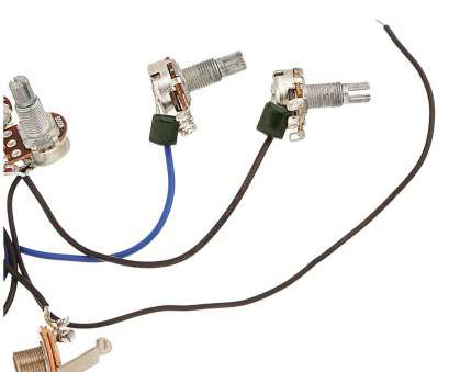 Guitar Toggle Switch Wiring Fantastic 2018 Wiring Harness Prewired 2V2T 3Way Toggle Switch Jack 500K Pots, Replacement Guitar From Batches, $4.13, Dhgate.Com Collections