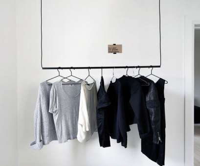 hanging steel wire shelf for laundry rooms and closets in classic white 18 Open Concept Closet Spaces, Storing, Displaying Your Hanging Steel Wire Shelf, Laundry Rooms, Closets In Classic White New 18 Open Concept Closet Spaces, Storing, Displaying Your Photos