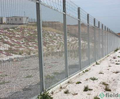 heavy duty wire mesh fence 358 mesh security fencing with barbed wire top Heavy Duty Wire Mesh Fence Perfect 358 Mesh Security Fencing With Barbed Wire Top Collections