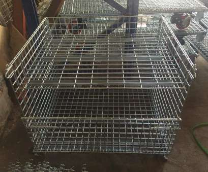 heavy duty wire mesh Heavy Duty Folding Metal Wire Mesh Logistics Container, Pallet Racking Heavy Duty Wire Mesh Creative Heavy Duty Folding Metal Wire Mesh Logistics Container, Pallet Racking Solutions
