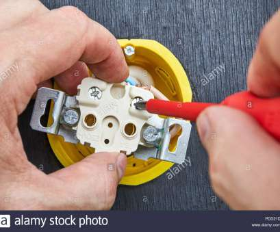 home electrical wiring outlet Close-up, installation of household power outlet in home electrical network Home Electrical Wiring Outlet Cleaver Close-Up, Installation Of Household Power Outlet In Home Electrical Network Collections