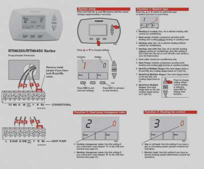 honeywell pro 3000 thermostat wiring diagram Inspirational Honeywell Thermostat Wiring Diagram, Rth, 5 Wire Noticeable Instructions 10 Honeywell, 3000 Thermostat Wiring Diagram Professional Inspirational Honeywell Thermostat Wiring Diagram, Rth, 5 Wire Noticeable Instructions 10 Pictures