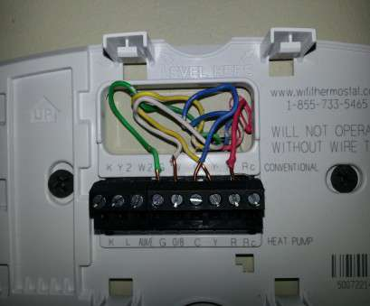 10 New Honeywell 6000 Thermostat Wiring Diagram Images
