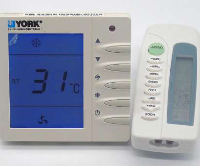 Honeywell Wireless Thermostat Y6630D Wiring Diagram Most YORK Digital Temperature Controller Thermostat With Remote Control Galleries