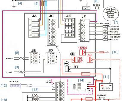 15 Simple House Electrical Panel Wiring Diagram Images