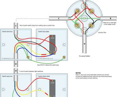 16 Most House Light Switch Wiring Uk Galleries