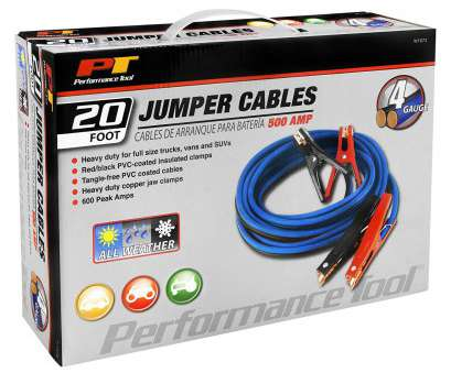 How Many Amps 24 Gauge Wire Nice Amazon.Com: Performance Tool W1673, 4-Gauge, AMP, Weather Jumper Cables: Automotive Pictures