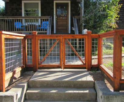 8 Top How To Build Wire Mesh Deck Railing Collections