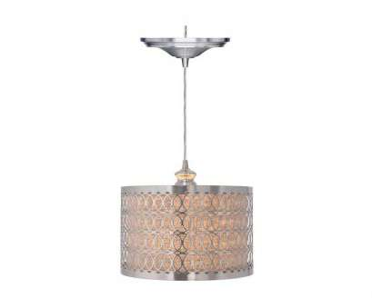 how to hardwire pendant light Home Decorators Collection Bella 1-Light Brushed Nickel Pendant with Hardwire How To Hardwire Pendant Light Professional Home Decorators Collection Bella 1-Light Brushed Nickel Pendant With Hardwire Galleries