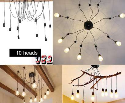 how to install a ceiling lamp holder Details about 6/8/10 Heads, Industrial Hanging Ceiling Pendant Light Home Lamp Holder US How To Install A Ceiling Lamp Holder New Details About 6/8/10 Heads, Industrial Hanging Ceiling Pendant Light Home Lamp Holder US Images