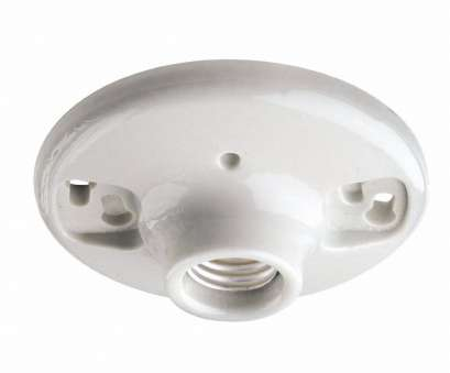 how to install a ceiling light bulb socket How To, A Light Socket, Single Bulb Light Fixture Lighting How To Install A Ceiling Light Bulb Socket New How To, A Light Socket, Single Bulb Light Fixture Lighting Pictures