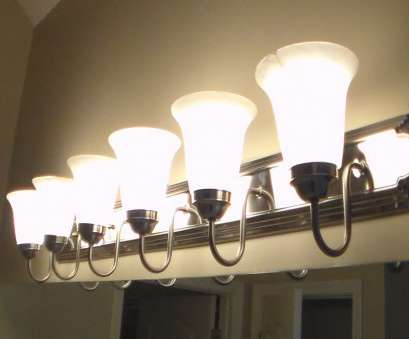 How To Install A Ceiling Light Fixture Video Professional How To Replace Bathroom Lighting Youtube Rh Youtube, Wiring Light Fixture Support Install Fluorescent Light Fixture Video Galleries