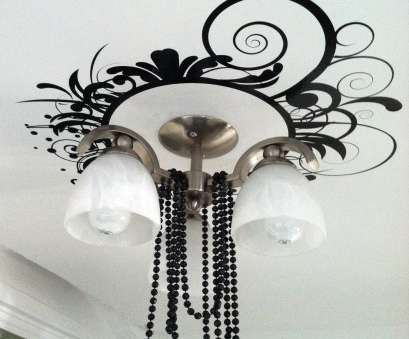 how to install a ceiling light medallion Funky Cool Custom Ceiling Graphic (Medallion) & Light, the How To Install A Ceiling Light Medallion Professional Funky Cool Custom Ceiling Graphic (Medallion) & Light, The Galleries