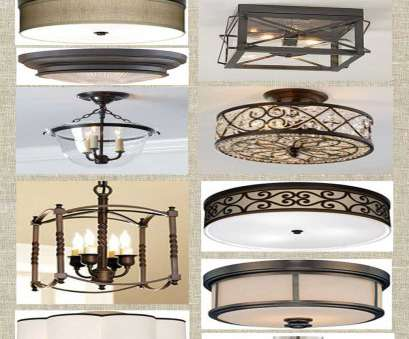 How To Install A Ceiling Mount Light Fixture Popular 12 Beautiful Flush Mount Ceiling Lights, TIDBITS&TWINE Photos