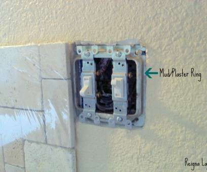 how to install electrical outlet box extender This particular double gang, had, on, months. Handy Hunk, it on there, me because I could, get, switches to line up perfectly How To Install Electrical Outlet, Extender Professional This Particular Double Gang, Had, On, Months. Handy Hunk, It On There, Me Because I Could, Get, Switches To Line Up Perfectly Solutions