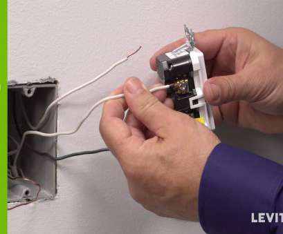11 Perfect How To Install Leviton Electrical Outlet Images