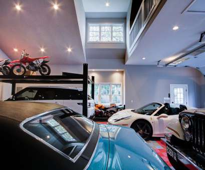 8 Brilliant How To Install Recessed Lighting In Garage Galleries
