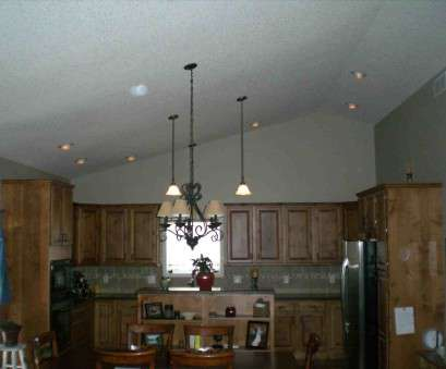 how to install recessed lighting in sloped ceiling of, looking installing recessed lighting on sloped ceiling, the kitchen i like idea of 13 Top How To Install Recessed Lighting In Sloped Ceiling Photos