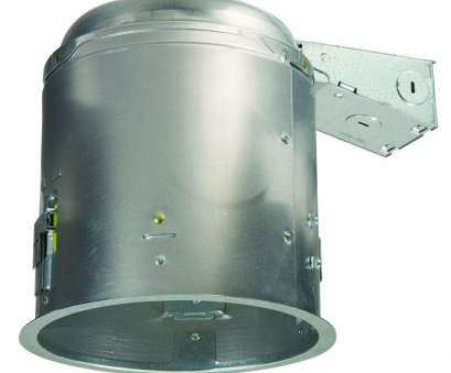 how to install remodel recessed light housing Halo, 6, Aluminum Recessed Lighting Housing, Remodel Ceiling, Insulation Contact, Air-Tite How To Install Remodel Recessed Light Housing Best Halo, 6, Aluminum Recessed Lighting Housing, Remodel Ceiling, Insulation Contact, Air-Tite Ideas