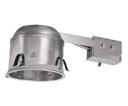 how to install remodel recessed light housing Halo, 6, Aluminum Recessed Lighting Housing, Remodel Shallow Ceiling, Insulation Contact, Air-Tite How To Install Remodel Recessed Light Housing Fantastic Halo, 6, Aluminum Recessed Lighting Housing, Remodel Shallow Ceiling, Insulation Contact, Air-Tite Photos