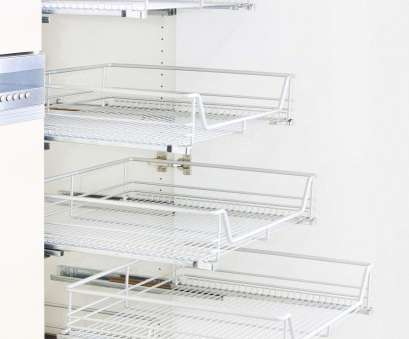 how to install wire rack shelving Installing wire shelving in kitchen cabinets creates plenty of storage space, pans, baking sheets How To Install Wire Rack Shelving Simple Installing Wire Shelving In Kitchen Cabinets Creates Plenty Of Storage Space, Pans, Baking Sheets Galleries