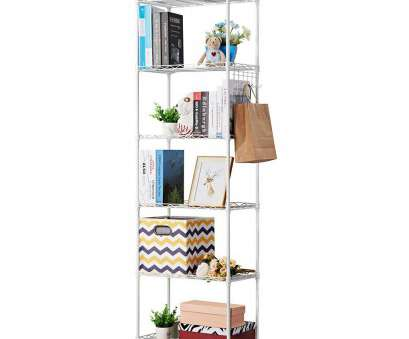 how to install wire shelves upside down Amazon.com: LANGRIA 6 Tier Stand Storage Rack, Kitchen Wire Shelving with Spice Rack Organizer, White: Kitchen & Dining How To Install Wire Shelves Upside Down Professional Amazon.Com: LANGRIA 6 Tier Stand Storage Rack, Kitchen Wire Shelving With Spice Rack Organizer, White: Kitchen & Dining Ideas