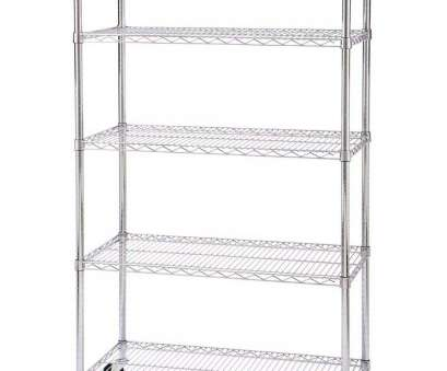 how to install wire shelves upside down Amazon.com: Seville Classics 5 Shelf, 18-Inch by 36-Inch by 72-Inch Shelving System with Wheels, NSF: Home & Kitchen How To Install Wire Shelves Upside Down Best Amazon.Com: Seville Classics 5 Shelf, 18-Inch By 36-Inch By 72-Inch Shelving System With Wheels, NSF: Home & Kitchen Ideas