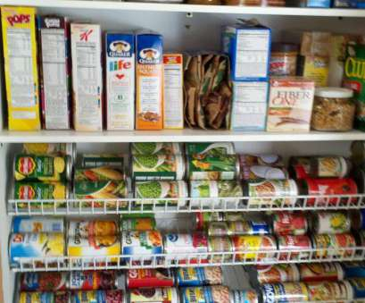 how to install wire shelves upside down How to organize canned goods, wire shelves flipped upside down at an angle. Love this! How To Install Wire Shelves Upside Down New How To Organize Canned Goods, Wire Shelves Flipped Upside Down At An Angle. Love This! Photos