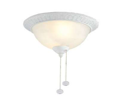 how to replace a ceiling fan with a regular light Harbor Breeze 2-Light Matte white Incandescent Ceiling, Light, with Alabaster Glass/ How To Replace A Ceiling, With A Regular Light Cleaver Harbor Breeze 2-Light Matte White Incandescent Ceiling, Light, With Alabaster Glass/ Collections