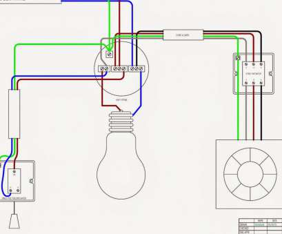 how to wire a bathroom ceiling fan with light Unique Wiring A Bathroom, and Light Lighting, to Wire Switch Diagram Of Lovely Same 8 Creative How To Wire A Bathroom Ceiling, With Light Pictures
