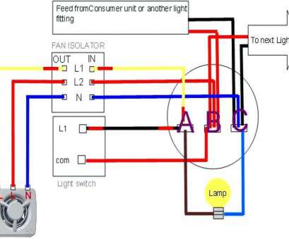 how to wire a ceiling fan with one light switch Ceiling, Switch Wiring Diagram, Light On Same, To Separate Bright A With One How To Wire A Ceiling, With, Light Switch New Ceiling, Switch Wiring Diagram, Light On Same, To Separate Bright A With One Photos