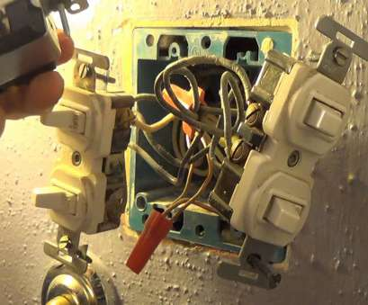 how to wire a double light switch south africa How to Replace a Double Light Switch How To Wire A Double Light Switch South Africa Most How To Replace A Double Light Switch Ideas