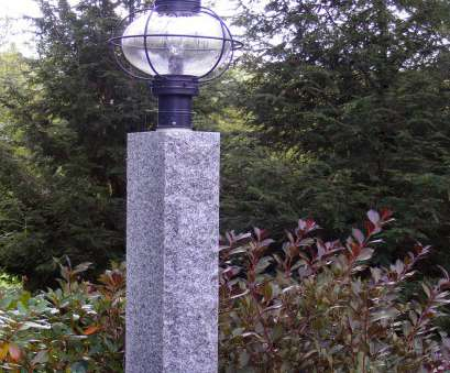how to wire a granite light post Granite Posts, Swenson, 100% Natural Stones, U.S.A How To Wire A Granite Light Post New Granite Posts, Swenson, 100% Natural Stones, U.S.A Collections