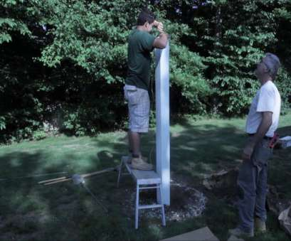 how to wire a granite light post Walpole Outdoors Lamp Post Installation How To Wire A Granite Light Post New Walpole Outdoors Lamp Post Installation Pictures